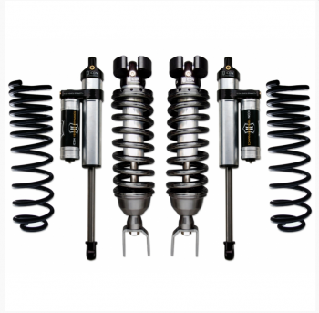 Icon Vehicle Dynamics - ICON 2009-UP Dodge Ram 1500 4WD Suspension System - Stage 3