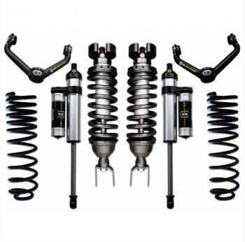Icon Vehicle Dynamics - ICON 2009-UP Dodge Ram 1500 4WD Suspension System - Stage 4