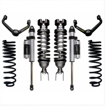 Icon Vehicle Dynamics - ICON 2009-UP Dodge Ram 1500 4WD Suspension System - Stage 5