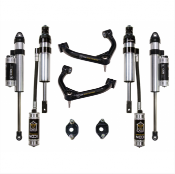 "Icon Vehicle Dynamics - ICON 2011-UP GM 2500HD/3500 0-2"" Suspension System - Stage 3"