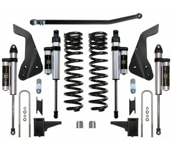 "Icon Vehicle Dynamics - ICON 2008 - 2010 Ford Super Duty F250 / F350 4.5"" Suspension System Stage 3"