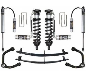 """Icon Vehicle Dynamics - ICON 1996-2004 Toyota Tacoma 0-3"""" Suspension System - Stage 4"""