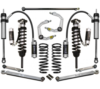 "Icon Vehicle Dynamics - ICON 2003-2009 Toyota 4Runner 0-3.5"" Suspension System - Stage 7(Billet)"