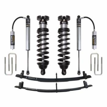 "Icon Vehicle Dynamics - ICON 1996-2004 Toyota Tacoma 0-3"" Suspension System - Stage 2"