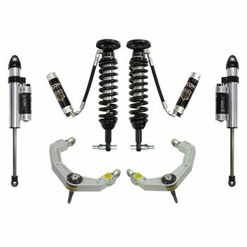 """Icon Vehicle Dynamics - ICON 2014 Ford F150 2WD 1.75-2.63"""" Suspension System - Stage 5 (Billet)"""