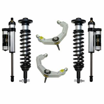 """Icon Vehicle Dynamics - ICON 2014 Ford F150 4WD 0-2.63"""" Suspension System - Stage 3 (Billet)"""