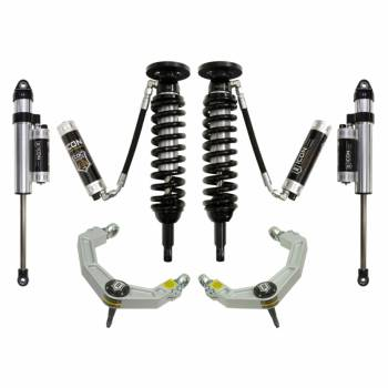 "Icon Vehicle Dynamics - ICON 2009-2013 F150 4WD 0-3"" Suspension System - Stage 5 (Billet)"