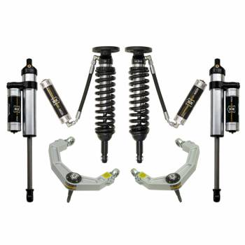 "Icon Vehicle Dynamics - ICON 2009-2013 F150 4WD 0-3"" Suspension System - Stage 4 (Billet)"