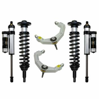 """Icon Vehicle Dynamics - ICON 2009-2013 F150 4WD 0-3"""" Suspension System - Stage 3 (Billet)"""
