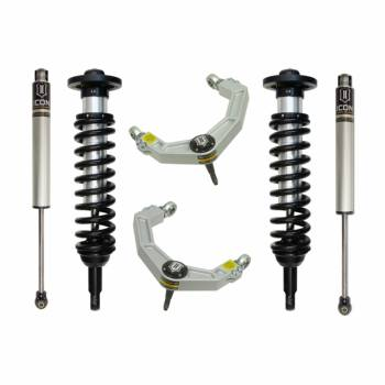 "Icon Vehicle Dynamics - ICON 2009-2013 Ford F150 4WD 0-3"" Suspension System - Stage 2 (Billet)"