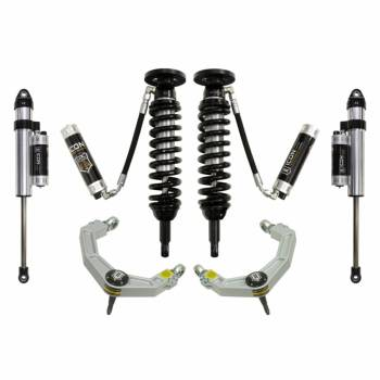 Icon Vehicle Dynamics - ICON 2009 - 2013 F-150 2WD Suspension System - Stage 4 (Billet)