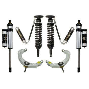 Icon Vehicle Dynamics - ICON 2009 - 2013 F-150 2WD Suspension System - Stage 3 (Billet)