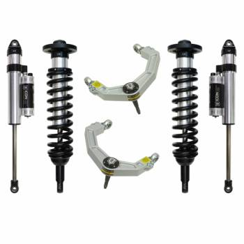 """Icon Vehicle Dynamics - ICON 2004-2008 Ford F150 4WD 0-3"""" Suspension System - Stage 4 (Billet)"""