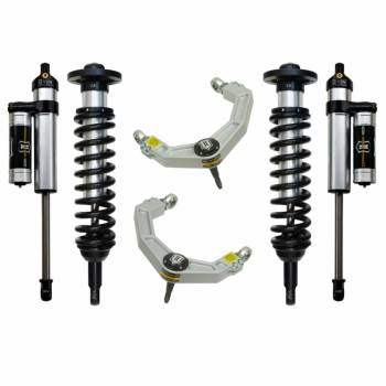 Icon Vehicle Dynamics - ICON 2004 - 2008 F-150 4WD Suspension System - Stage 3 (Billet)