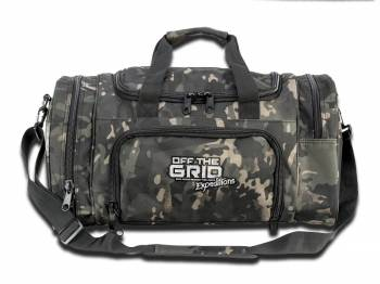 Off the GRID  - Duffle BagOff The Grid Expeditions