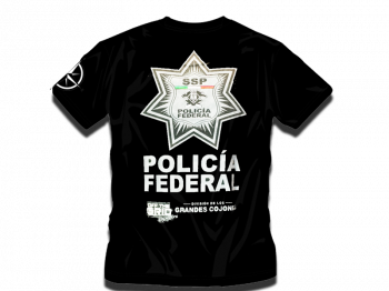 Off the GRID  - Policia T-Shirt Off The Grid Expeditions