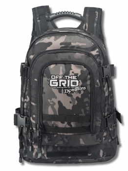 Off the GRID  - Baja Backpack Off The Grid Expeditions