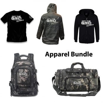 Off the GRID  - Apparel Bundle- Off The Grid Expeditions