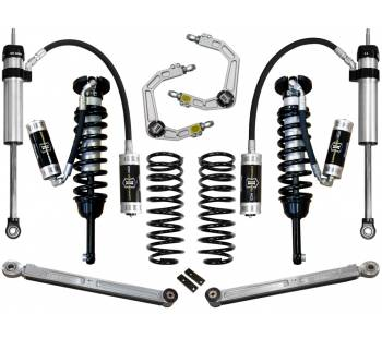 "Icon Vehicle Dynamics - ICON 2010-2014 Toyota FJ Cruiser 0-3.5"" Suspension System - Stage 5 (Billet)"