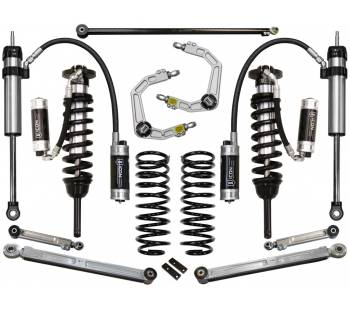 "Icon Vehicle Dynamics - ICON 2010-UP Toyota 4Runner 0-3.5"" Suspension System - Stage 7 (Billet)"