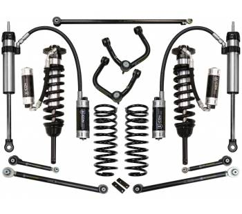 Icon Vehicle Dynamics - ICON 2010 - Current Toyota 4Runner Suspension System - Stage 7 (Tubular)