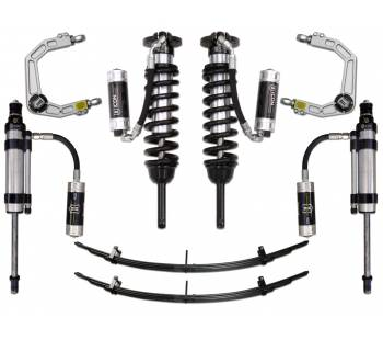 "Icon Vehicle Dynamics - ICON 2005-2015 Toyota Tacoma 0-3.5"" Suspension System - Stage 7 (Billet)"