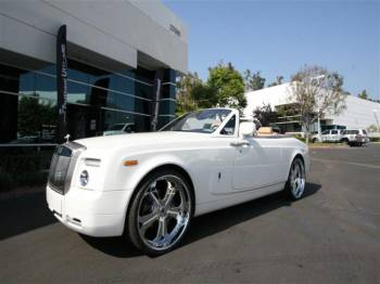 2011 ROLLS ROYCE PHANTOM DROP HEAD COUPE Cover
