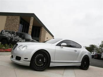 BENTLY CONTINENTAL GT 22'S Cover