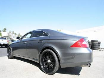 MERCEDES BENZ CLS 500 Cover