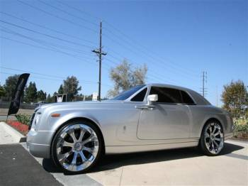 ROLLS ROYCE GHOST 28s Cover