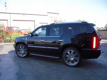 CADILLAC ESCALADE 24s Cover