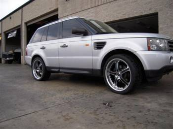 RANGE ROVER 22s Cover