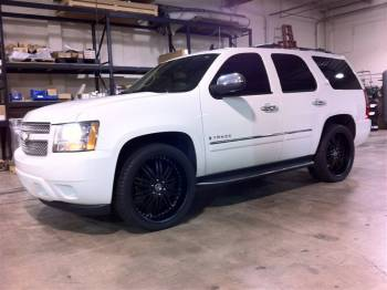 CHEVY TAHOE 24s Cover