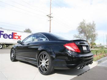 MERCEDES BENZ CL 63 AMG 22s Cover