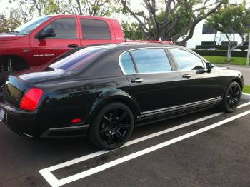 BENTLEY FLYING SPUR Cover