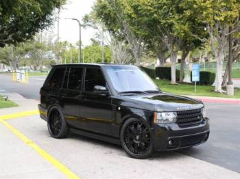 RANGE ROVER 24s Cover