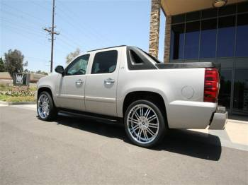 CHEVY AVALANCHE 24s Cover