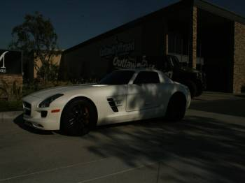 SLS AMG 20s Cover