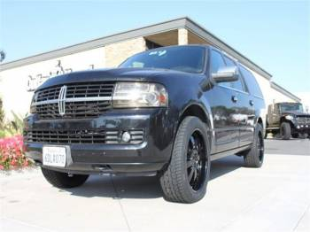 LINCOLN NAVIGATOR 22s Cover