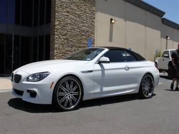 6 SERIES BMW 22 s Cover