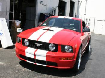 MUSTANG GT 20s Cover