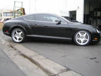 BENTLY CONTINENTAL GT 20s Cover