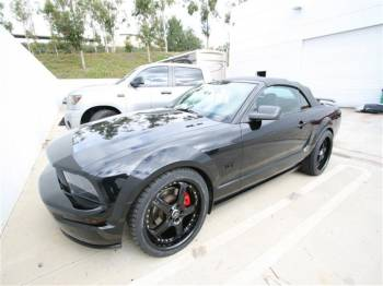 2009 FORD MUSTANG 20s Cover