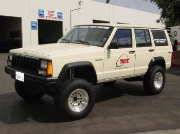 JEEP CHEROKEE Cover