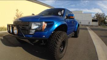 Ford Raptor PreRunner Cover