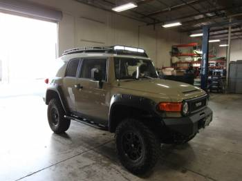 Fj Cruiser Roof Rack Light Bar Victoriajacksonshow