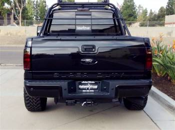2013 Ford F250 Chase Truck Cover