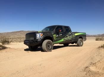 Ford F250 Raptor Expeditions Chase Truck Cover