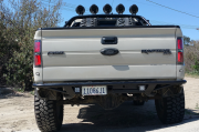 SVC - V3 Baja Series Rear Bumper - Image 2