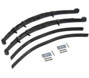 Icon Vehicle Dynamics - ICON - Raptor RXT Multi-Rate Rear Leaf Springs - Image 3